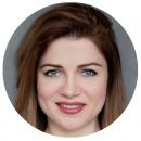 Natasha Radski Russian Ukranian voiceover headshot