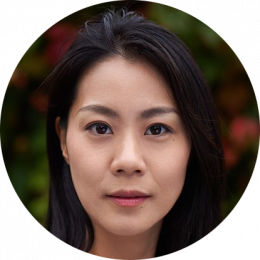 Natsumi Kuroda, Female, New, Japanese, Voiceover, Headshot