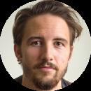 Nicolas Dekkers, Male, Belgian, Voiceover, Headshot