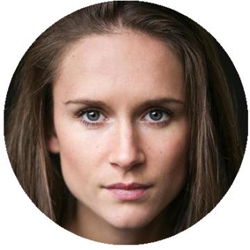 Nina Yndis Norwegian voiceover headshot