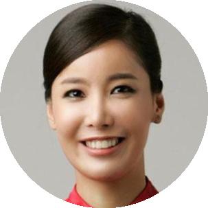 Oksoon Stevens Korean female voiceover Headshot