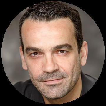 Pano Masti Greek voiceover headshot