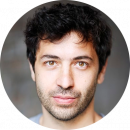 Paul Gorostidi, French, Male, Voiceover, Headshot