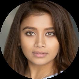 Rachel Petladwala, London, RP, New, Female, Voiceover, Headshot