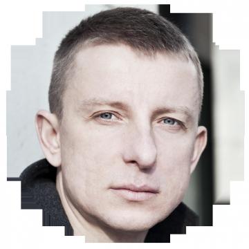 Radoslav Kaim Polish voiceover headshot