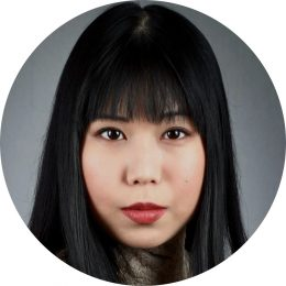 Rae Lim Mandarin Female Voiceover Headshot