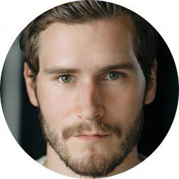 Raphael Desprez French Male Voiceover Headshot