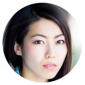 Rina Takasaki Japanese voiceover headshot
