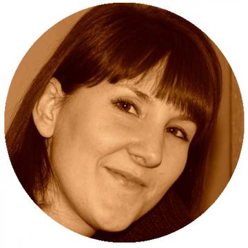 Roberta Mussato Italian voiceover headshot