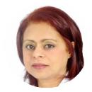 Rozana Huq Bengali voiceover headshot
