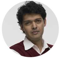 Sagar Arya Hindi male voiceover headshot
