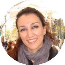 Sahar Davari Farsi female voiceover Headshot