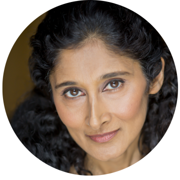 Sakuntala Ramanee Tamil Telegu voiceover headshot