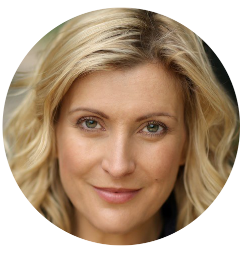 Sara Poyzer voiceover headshot