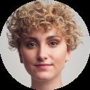 Sarah Kolb, New, German, Female, Voiceover, Headshot