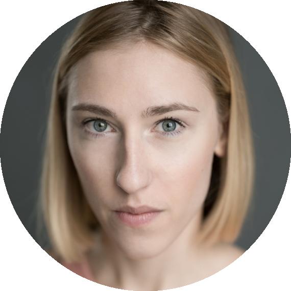 Sasha Alexis Russian female voiceover Headshot