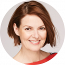 Saskia Bosch, Female, Dutch, Voiceover, Headshot