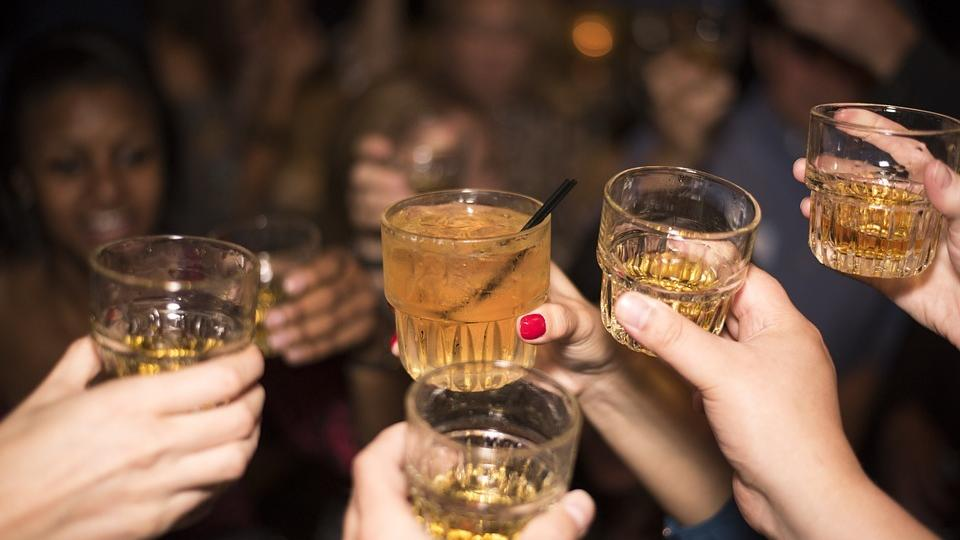 Our Scottish voice overs toast Burns night with whiskey