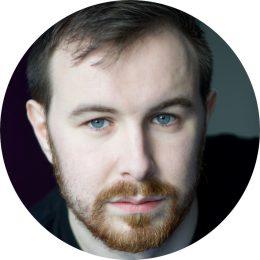 Sean Elliot Irish Male Voiceover Headshot