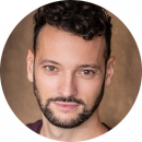Sergio Giacomelli, Spanish, French, Italian, Male, New, Voiceover, Headshot