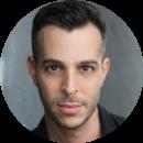 Shai Matheson, New, Male, Hebrew, Voiceover, Headshot