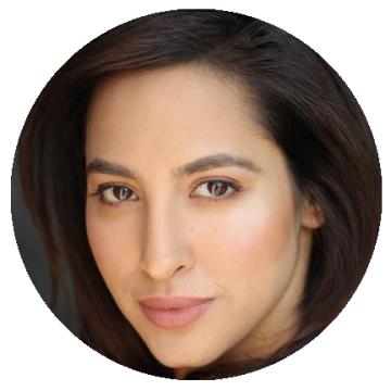 Sheena Bhattessa Hindi voiceover headshot