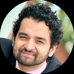 Shehzaad Shams, Hindi, Male, new, voiceover, Headshot