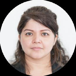 Shubhita Chaturvedi, New, Hindi, Female, Voiceover, Headshot