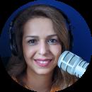 Sima Alaee, New, Female, Voiceover, Farsi, Headshot