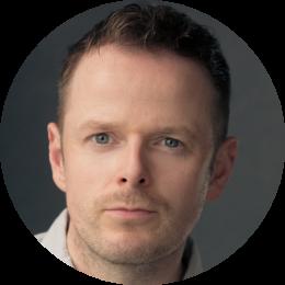 Simon Darwen, London, Male, New, Voiceover, Headshot