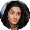 Stephanie Ocampo, Spanish-Latin, New, Female, Voiceover, Headshot