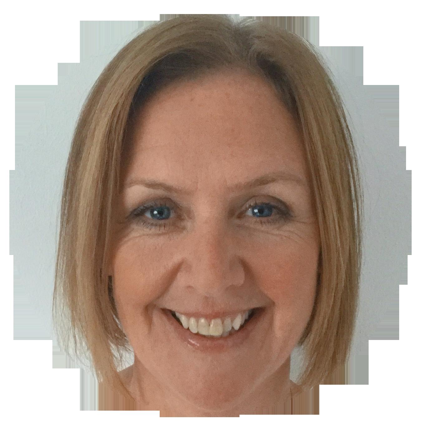 Sue Kellegher Welsh voiceover headshot
