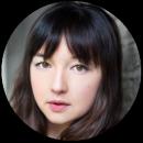 Susan Momoko Hingley Japanese voiceover headshot