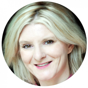 Susanna Paisio Italian voice over headshot