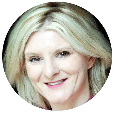 Susanna Paisio Italian voice over headshot
