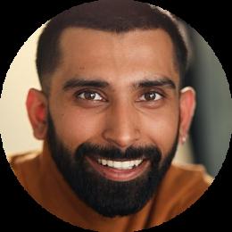 Taraash Mehrotra, Hindi, New, Male, Voiceover, Headshot