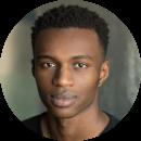 Theo Solomon, London, RP, New, Male, Voiceover, Headshot