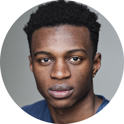Theo Solomon male voiceover Headshot