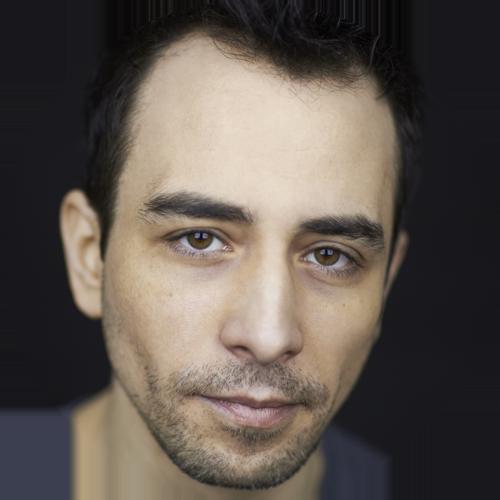 Tom Sotak Slovak male voiceover Headshot