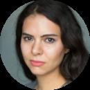 Tugba Tirpan Turkish female voiceover Headshot