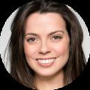 Veronica Sarno Portuguese-Brazilian female voiceover Headshot