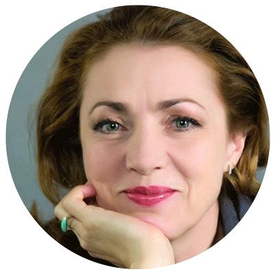 Vesna Stanojevic Serbo-Croat female voiceover Headshot