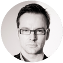 Ville Leppanen Finnish voiceover headshot