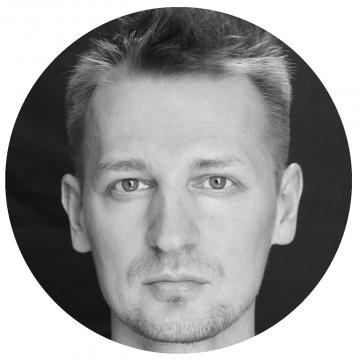 Vitali Malko Russian voiceover headshot