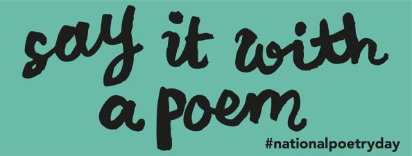 Voiceover Rachael L Miller Says It With a Poem - National Poetry Day