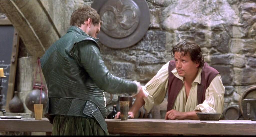 Voiceover Rupert Farley in 'Shakespeare in Love'