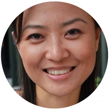 Wendy Wang Chinese Mandarin voiceover headshot