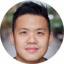 Windson Liong, Chinese, Male, Voiceover, Headshot