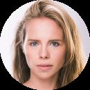 Yanina Hope, Russian, Female, Voiceover, Headshot