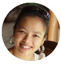 Yolanda Santi Indonesian voiceover headshot
